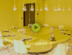 Van der Valk Yellow Room